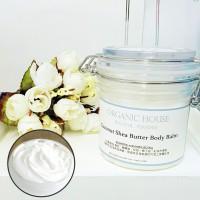 椰油極潤乳木果身體乳霜(深層滋潤)